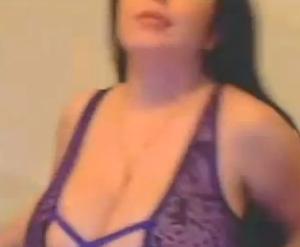 """Webcam seks met """"stille huisvrouw"""""""