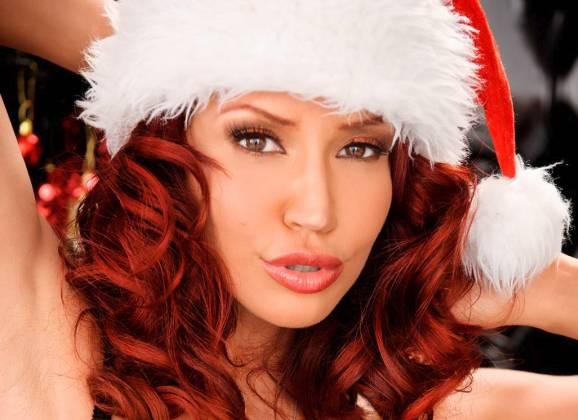 Bianca Beauchamp, het geilste kerstcadeau onder de kerstboom