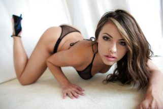 Die Sexy Blondine Aj Applegate